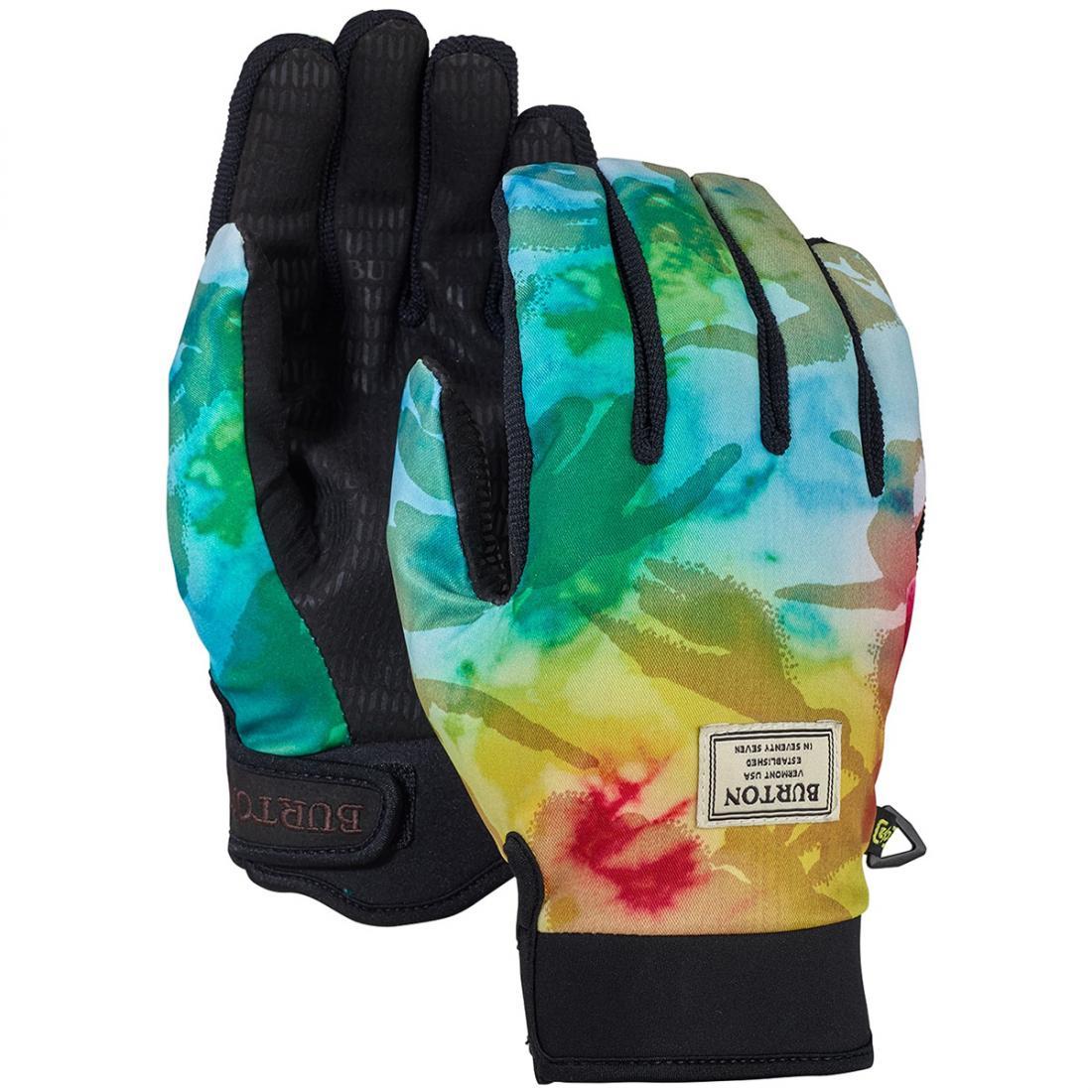 мужские перчатки burton, черные