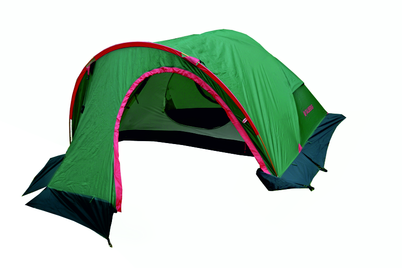 SUND PRO 2 палатка Talberg (зелёный)