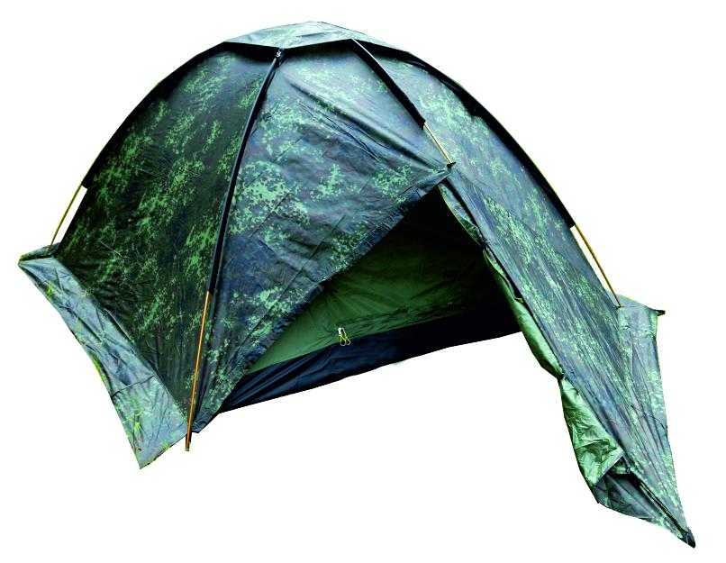 HUNTER PRO 4 палатка Talberg (камуфляжный)