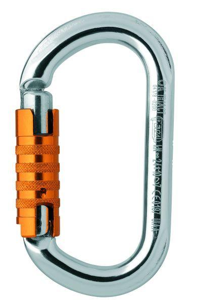 Карабин OK Triact Lock M33TL (автом.муфта)