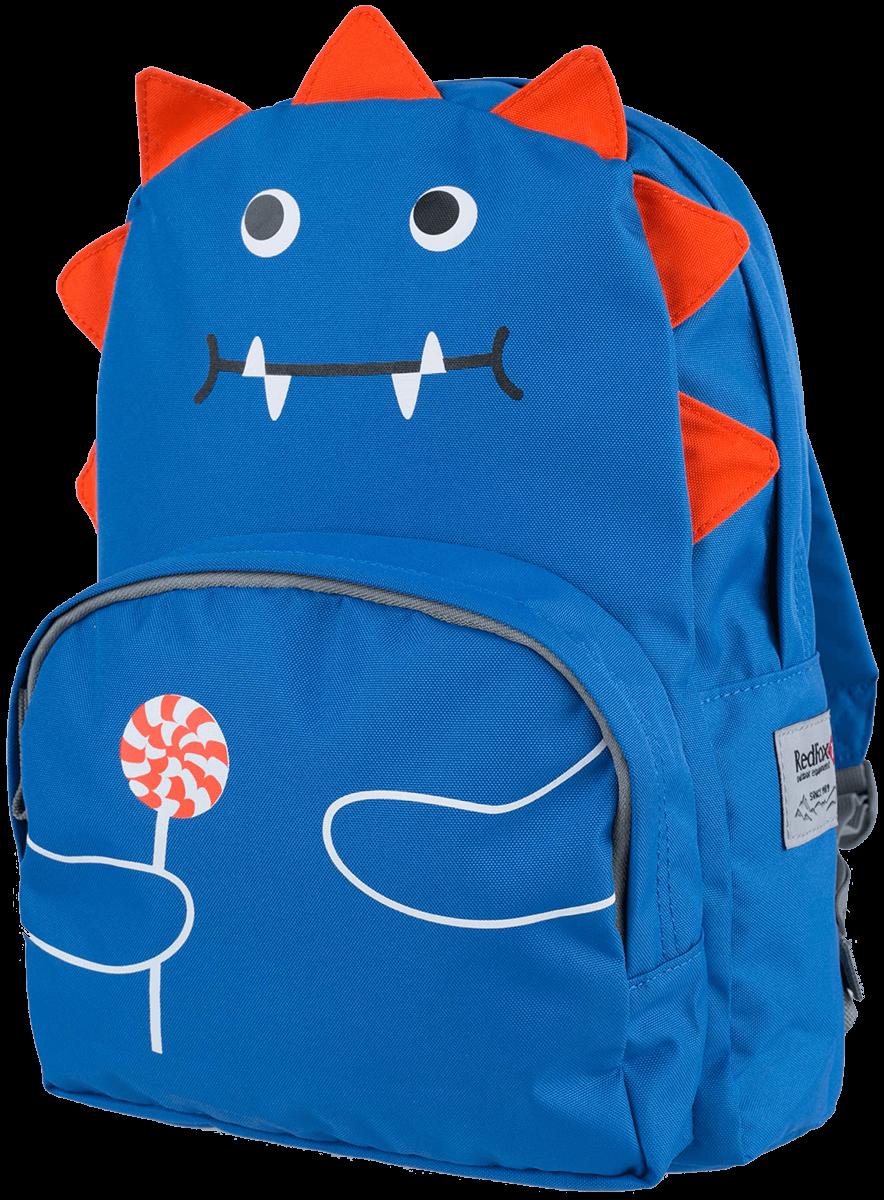 детский рюкзак red fox, синий