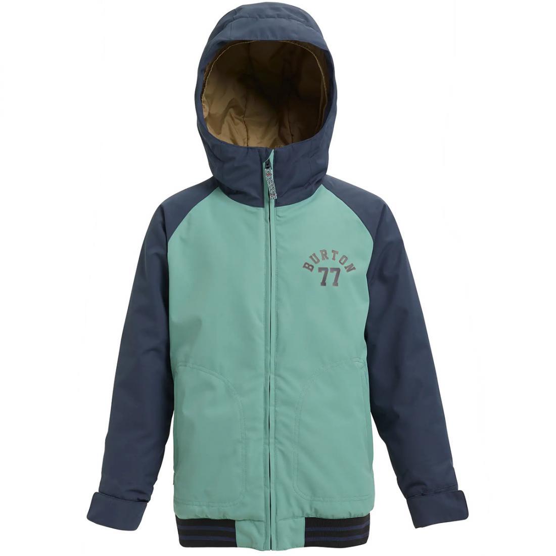 Куртка горнолыжная BOYS GAMEDAY JK.