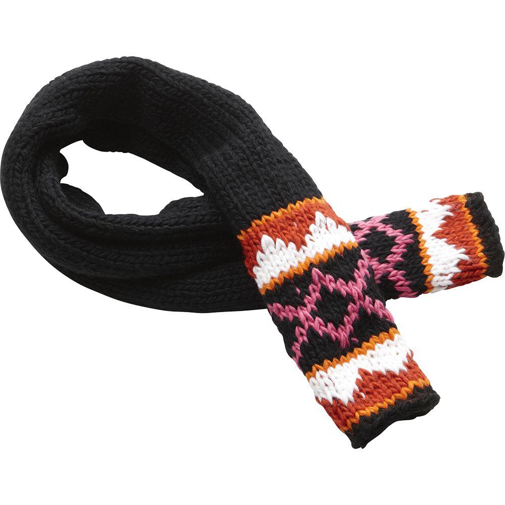 женский шарф chaos, белый