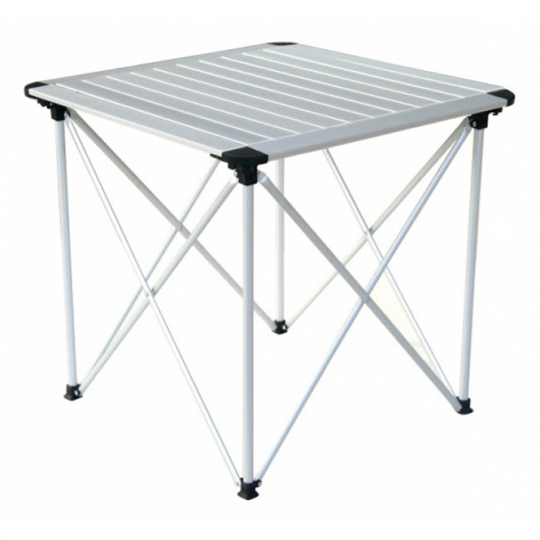 3861 Alu.Folding Round Table стол скл. алюм (70Х70) King Camp