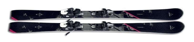 Лыжи горные BREEZE SLR 2 WOMEN