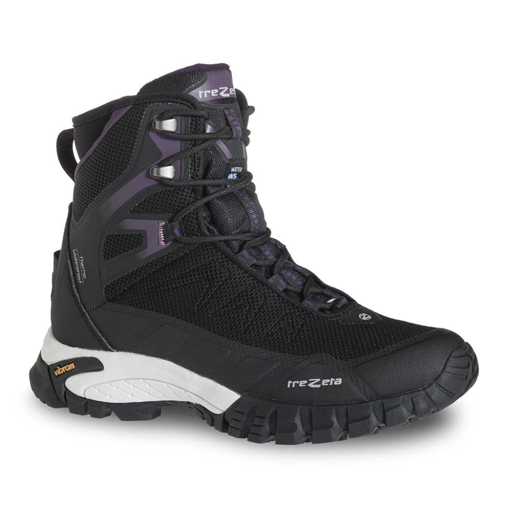 Ботинки SHAN W'S WP Trezeta черного цвета