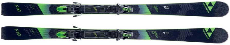 Лыжи горные Progressor F19 Ti