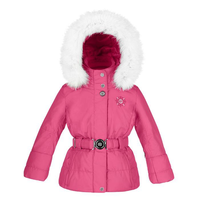 Куртка с искуственным мехом 1000-BBGL/A детская Poivre Blanc
