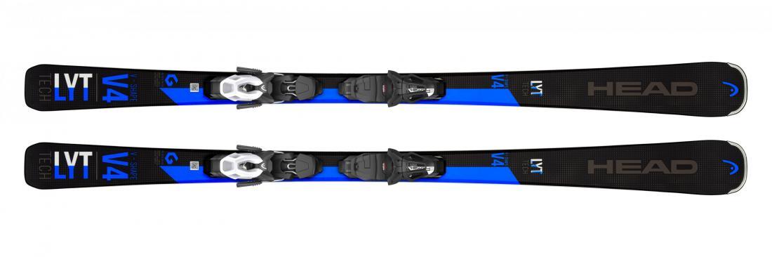 Комплект (Лыжи+Крепления) V-Shape V4 LYT-PR+PR 11 GW Brake 78(G)