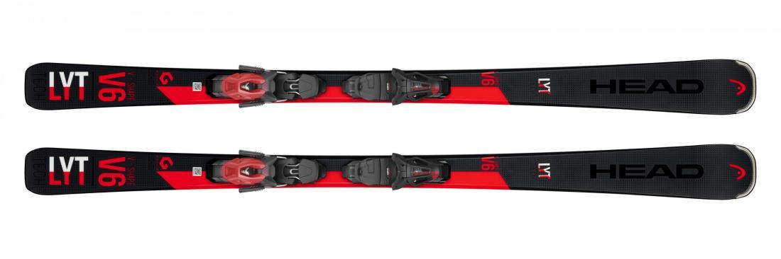 Комплект (Лыжи+Крепления) V-Shape V6 LYT-PR+PR 11 GW Brake 90(G) фото