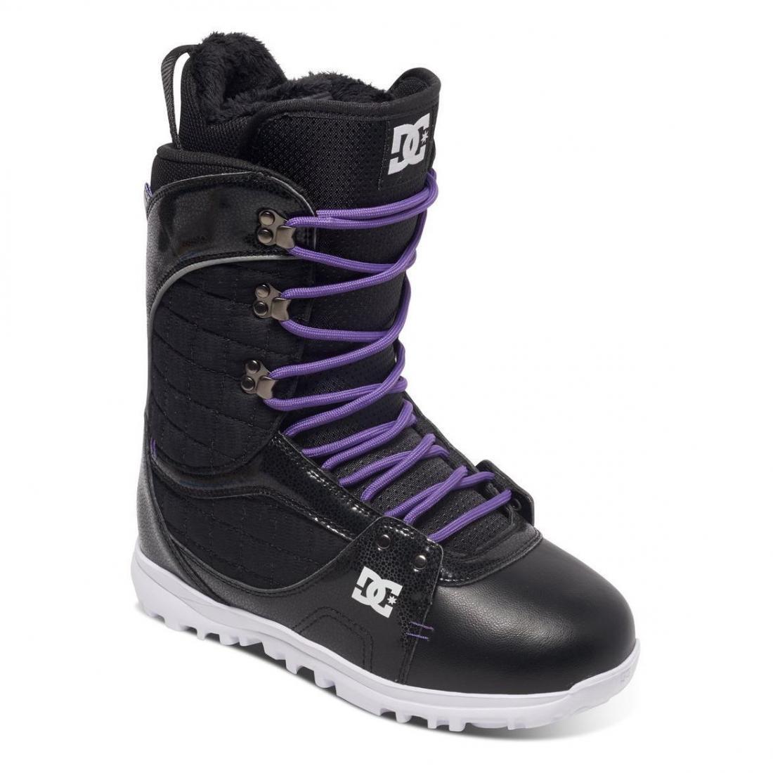 БОТИНКИ KARMA J LSBT BL0 СНОУБОРДИЧЕСКИЕ жен. Dc Shoes