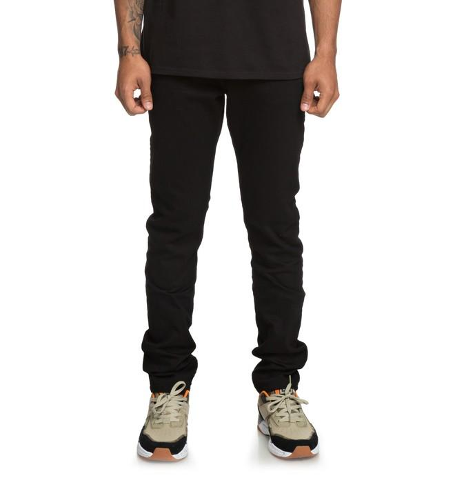 ДЖИНСЫ WORKER SLIM SBR M PANT KVJW Dc Shoes