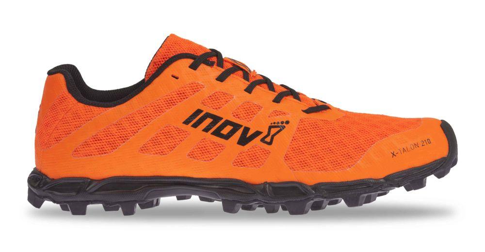 мужские кроссовки inov-8, оранжевые