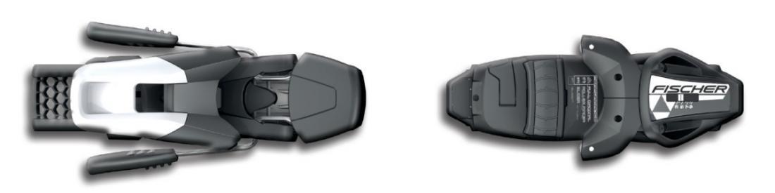 Крепления горнолыжные W9 AC SLR/WOMENTRACK 78
