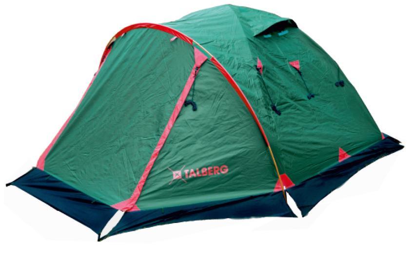 MALM PRO 2 палатка Talberg (зелёный)
