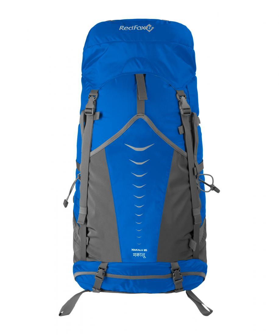 мужской рюкзак red fox, синий