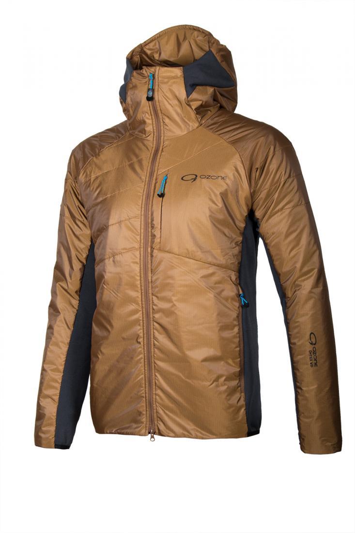 """""""Куртка Clever муж. Ozone коричневого цвета"""