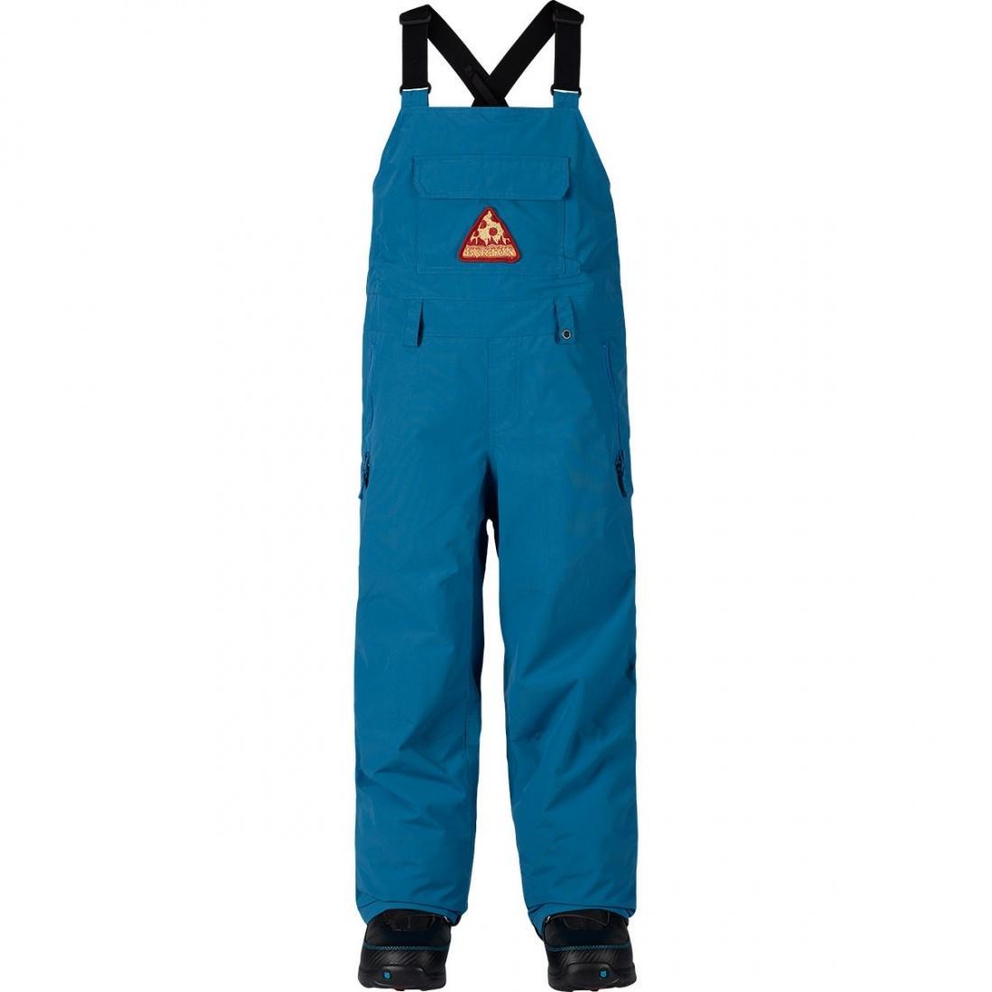 детские брюки burton, черные