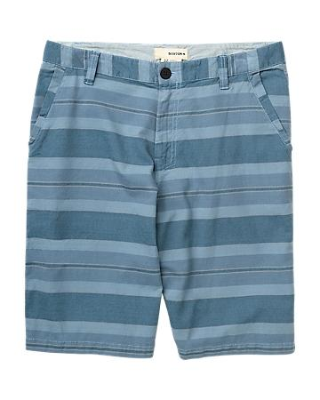мужские шорты burton, голубые