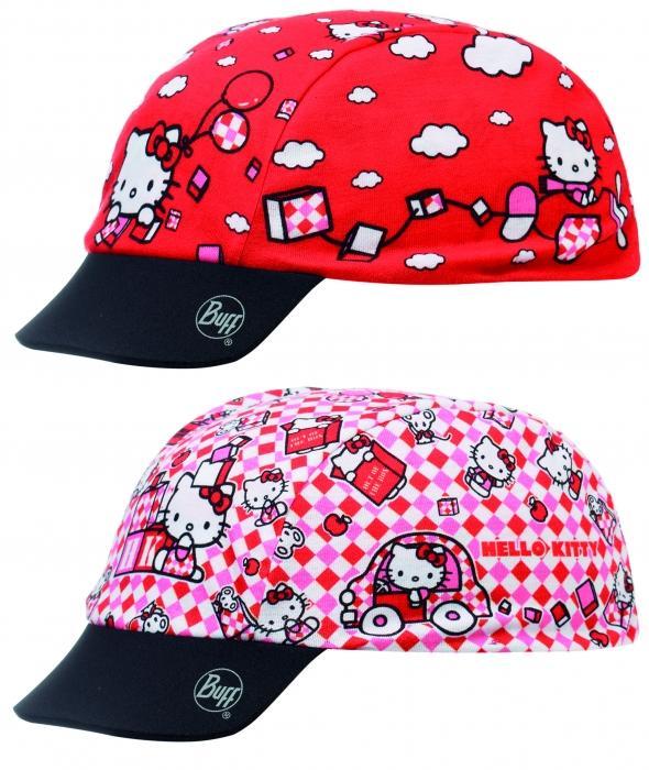 детская кепка buff, розовая