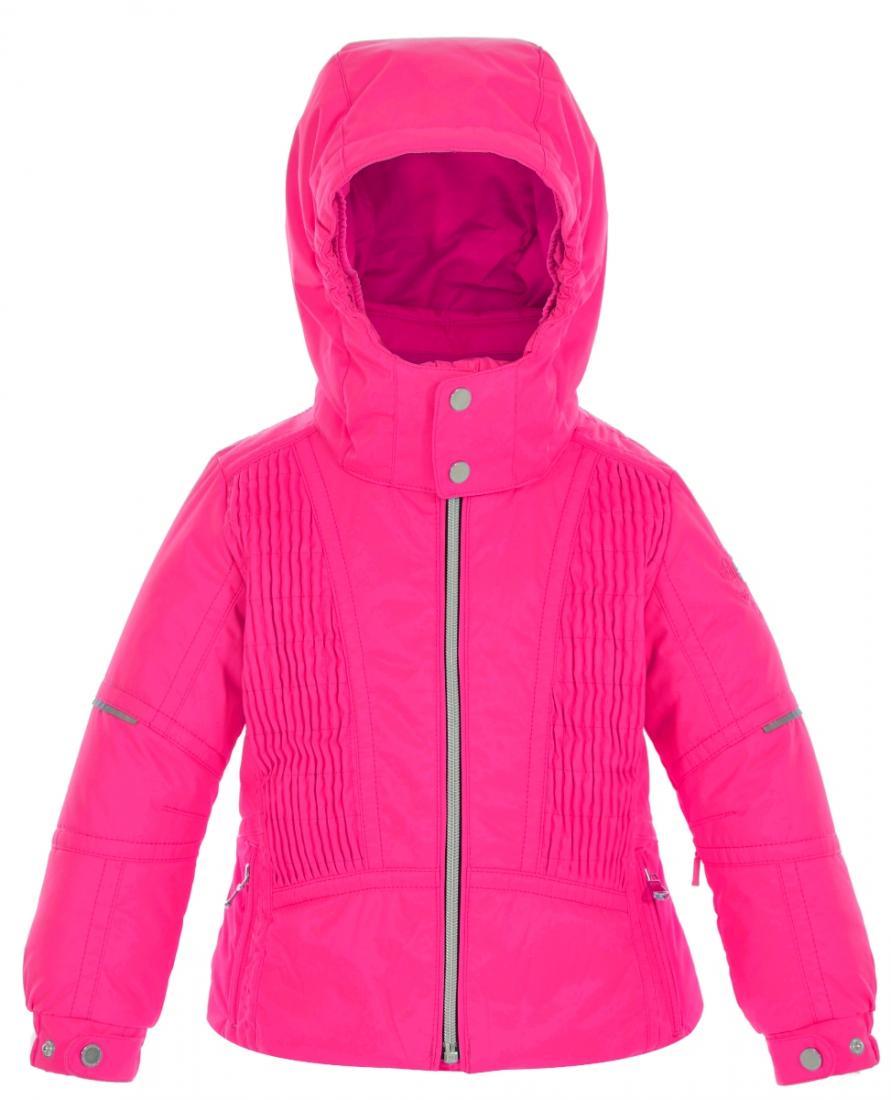 Куртка без меха W16-1004-BBGL с капюшоном Poivre Blanc