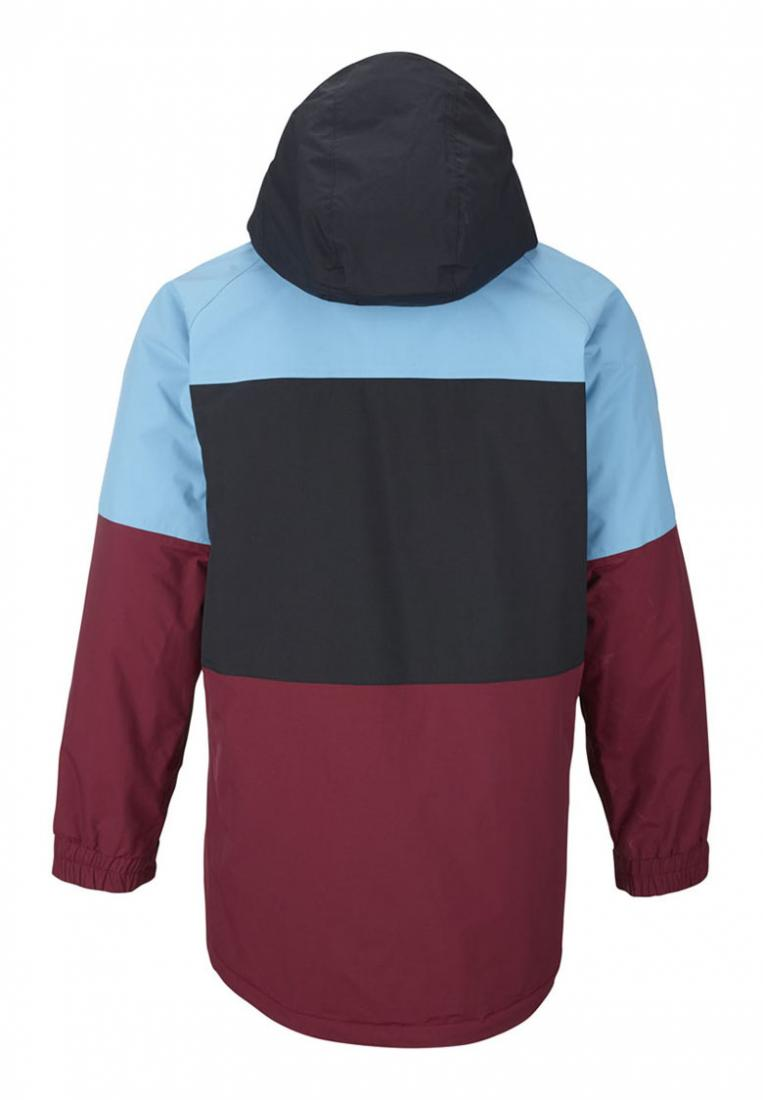 Куртка г/л MB CARBIDE JK (XL, CRIMSON/BLK/BERMUDA, ,) купить в Boardshop №1