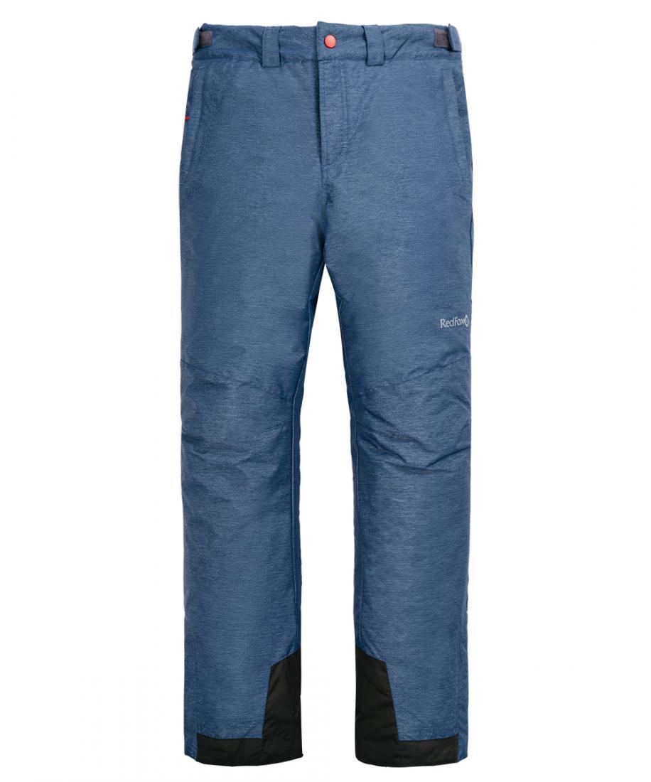 детские брюки red fox, синие