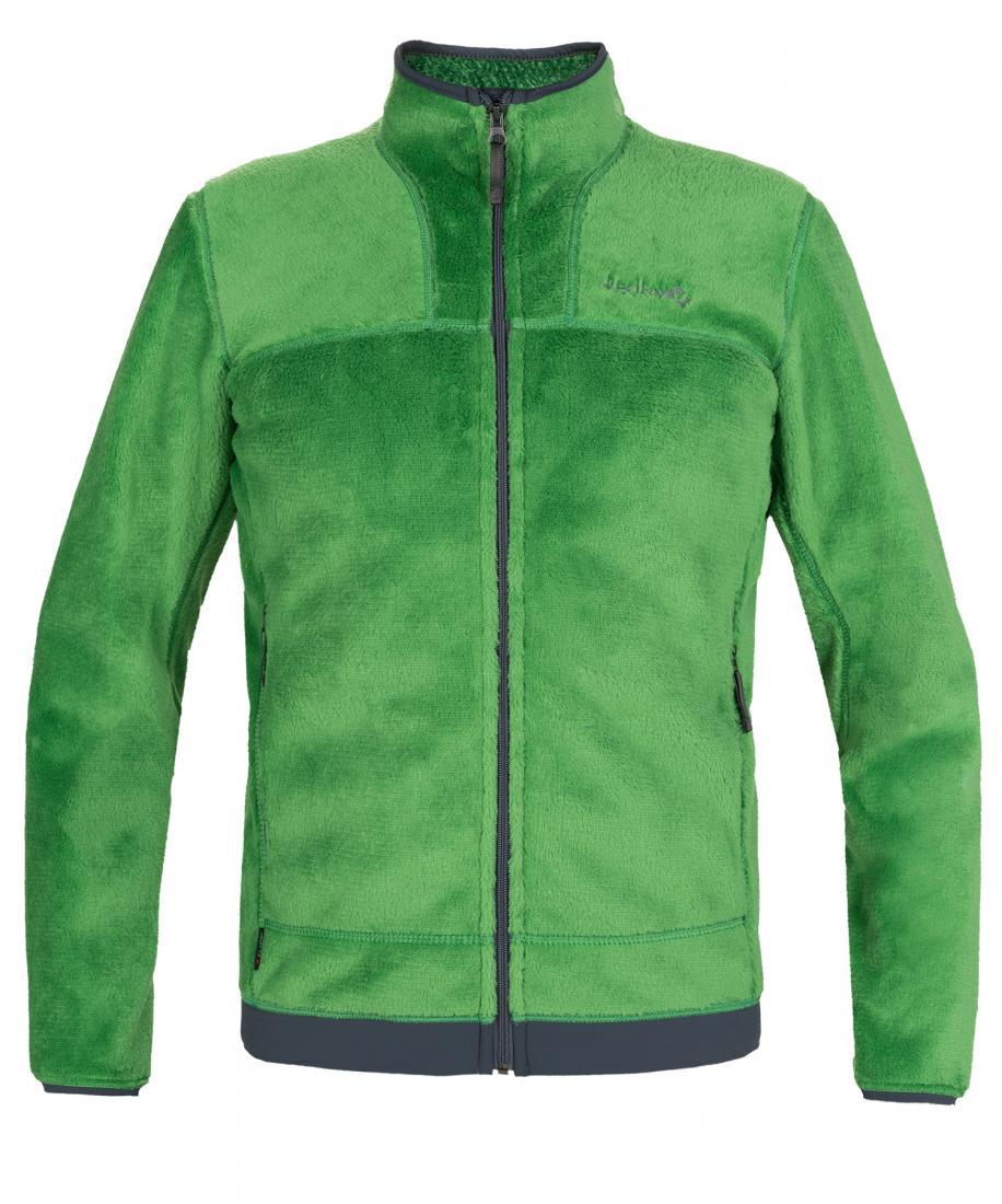 мужская куртка red fox, зеленая