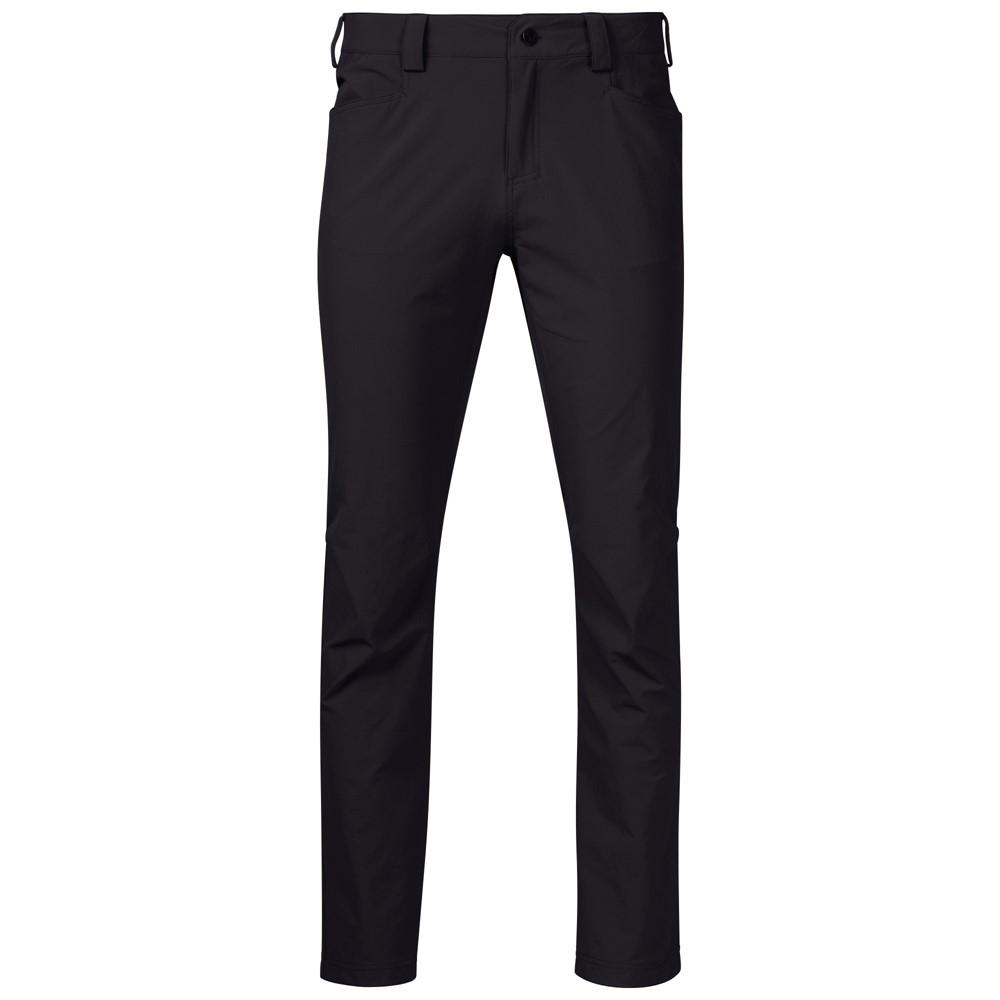 мужские брюки bergans, черные