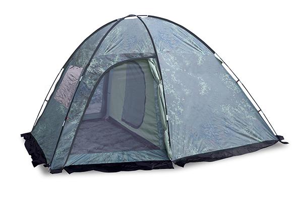 BIGLESS 4 CAMO палатка Talberg (камуфляж)