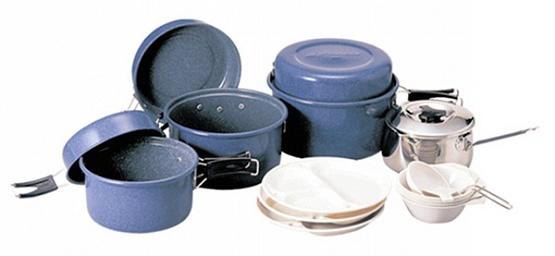 Набор посуды VKC-CR56 от Kovea
