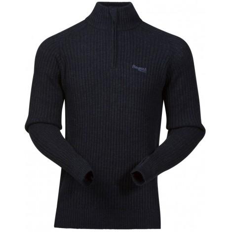 мужской пуловер bergans, синий