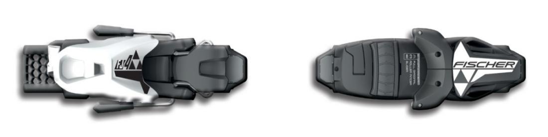 Крепления горнолыжные FJ4 AC SLR 74 [I]