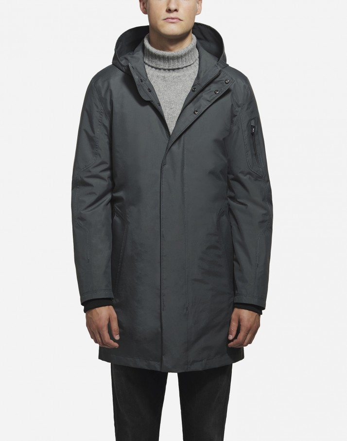 фото Куртка утепленная мужская GLOBE II