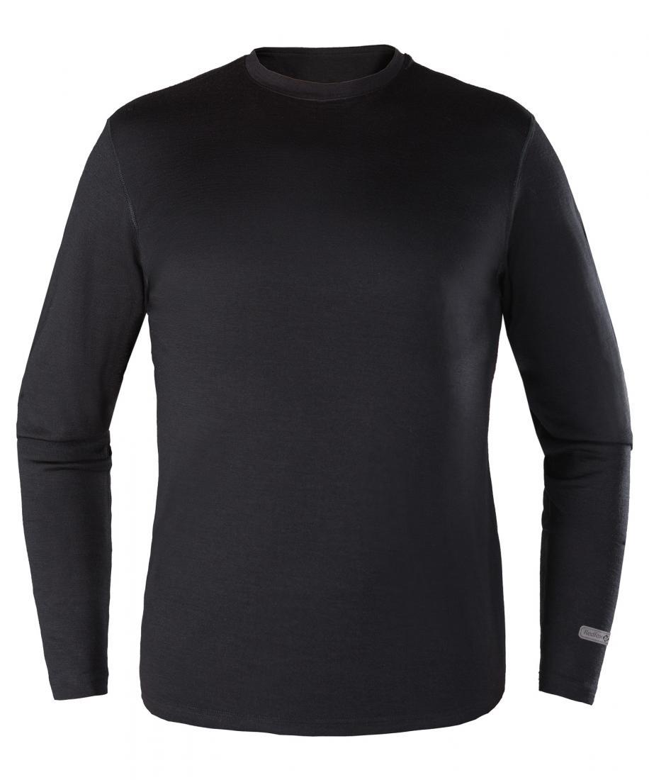 Термобелье футболка с длинным рукавом Merino 50 Мужская фото