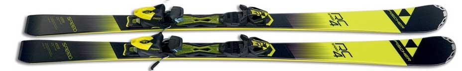 Лыжи горные RC4 Speed