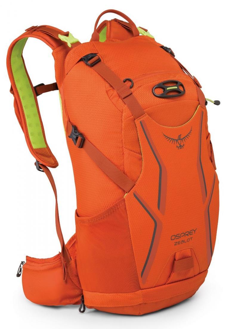 женский рюкзак osprey, оранжевый