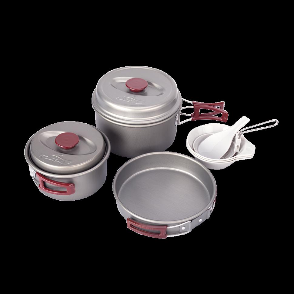 Набор посуды KSK-WH23 от Kovea