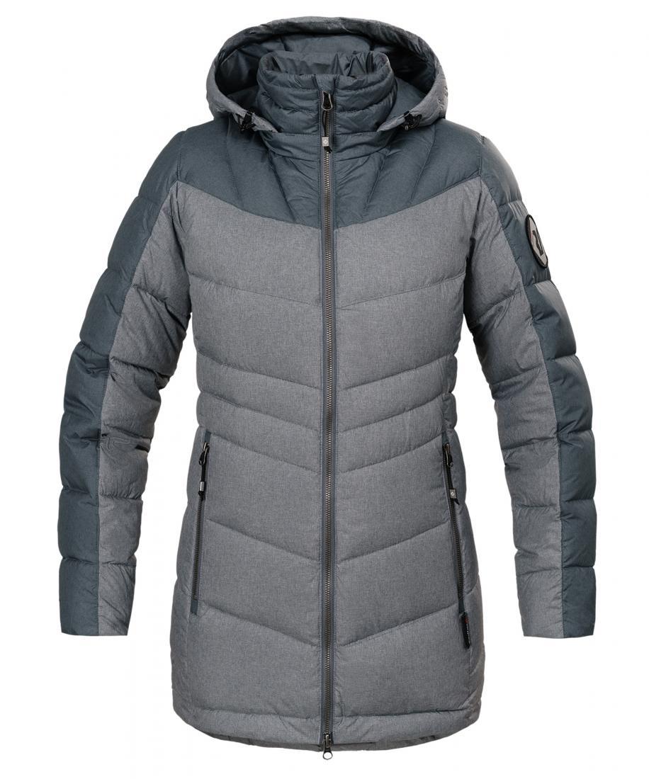 Куртка пуховая Bergen Женская фото