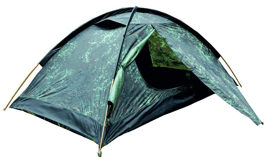 CAMO 2 палатка Talberg (камуфляжный)