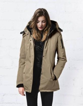 фото Куртка утепленная женская Mayfair II