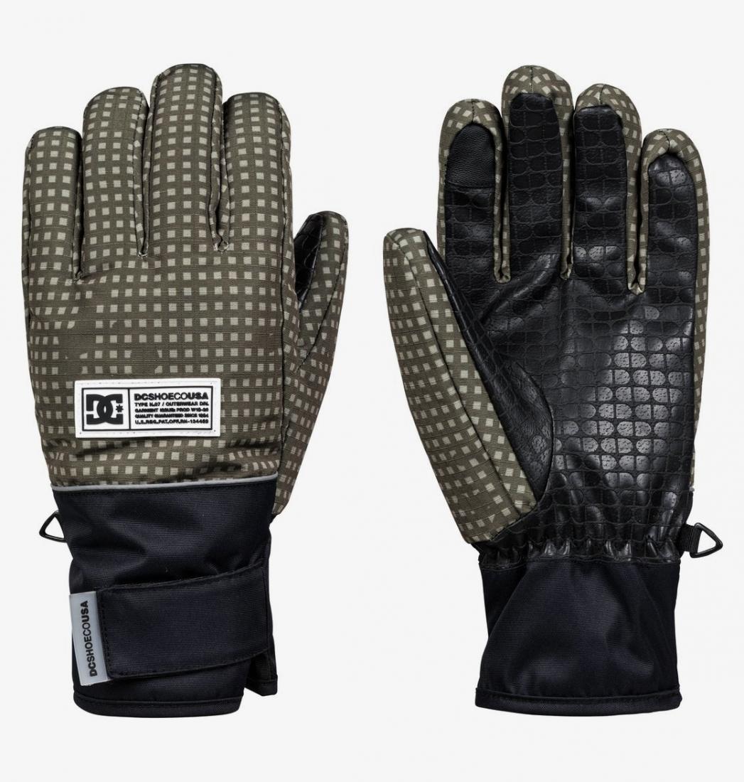 ПЕРЧАТКИ FRANCHISE Glove M GLOV CRH6 СНОУБОРДИЧЕСКИЕ фото