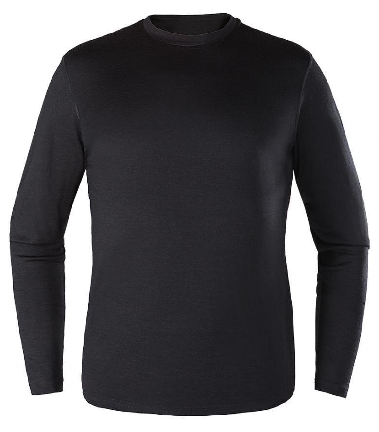 Термобелье футболка с длинным рукавом Merino Daily Мужской фото