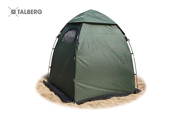 PRIVATE ZONE палатка Talberg (зелёный)