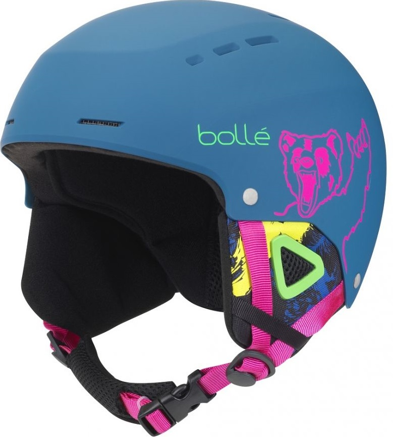 Горнолыжный шлем BOLLE QUIZ