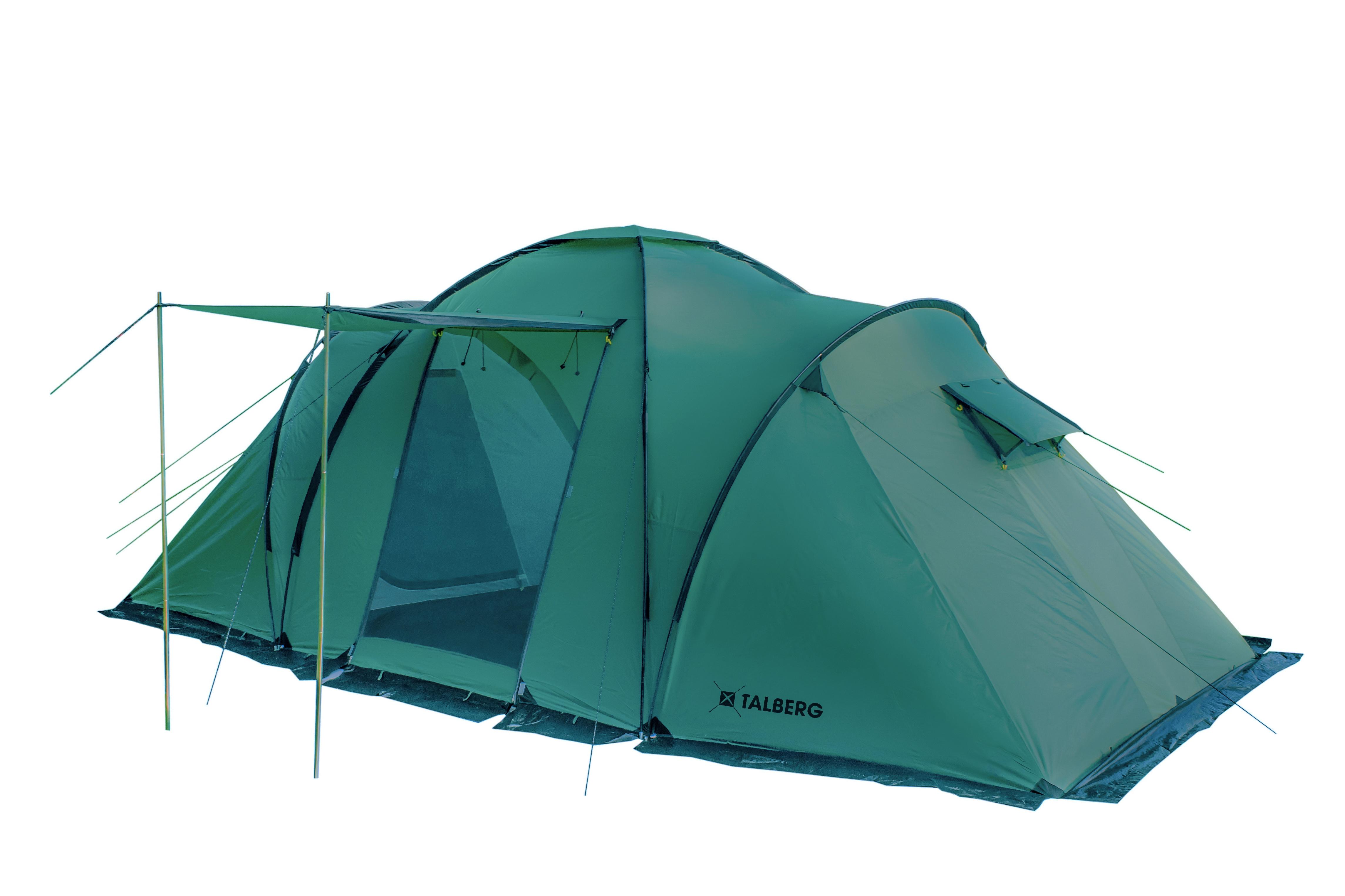 BASE 6 палатка Talberg (зелёный)
