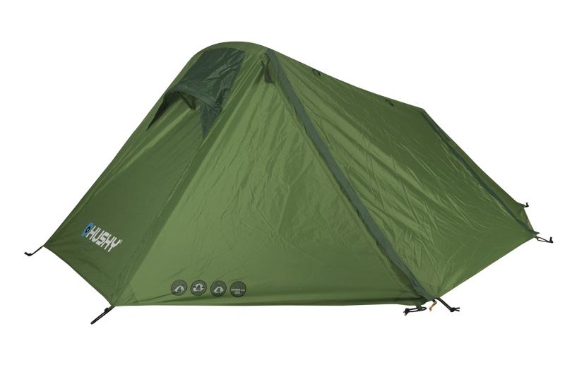 BRUNEL 2 палатка (зелёный)