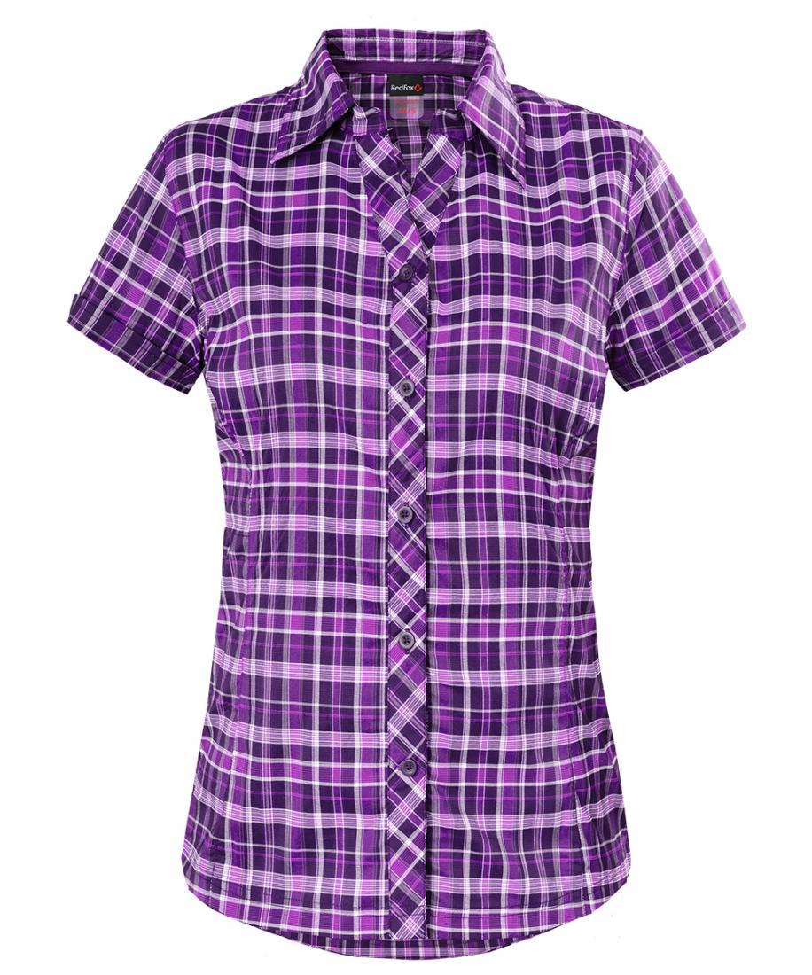 Рубашка Vermont Женская Red Fox Фиолетовый