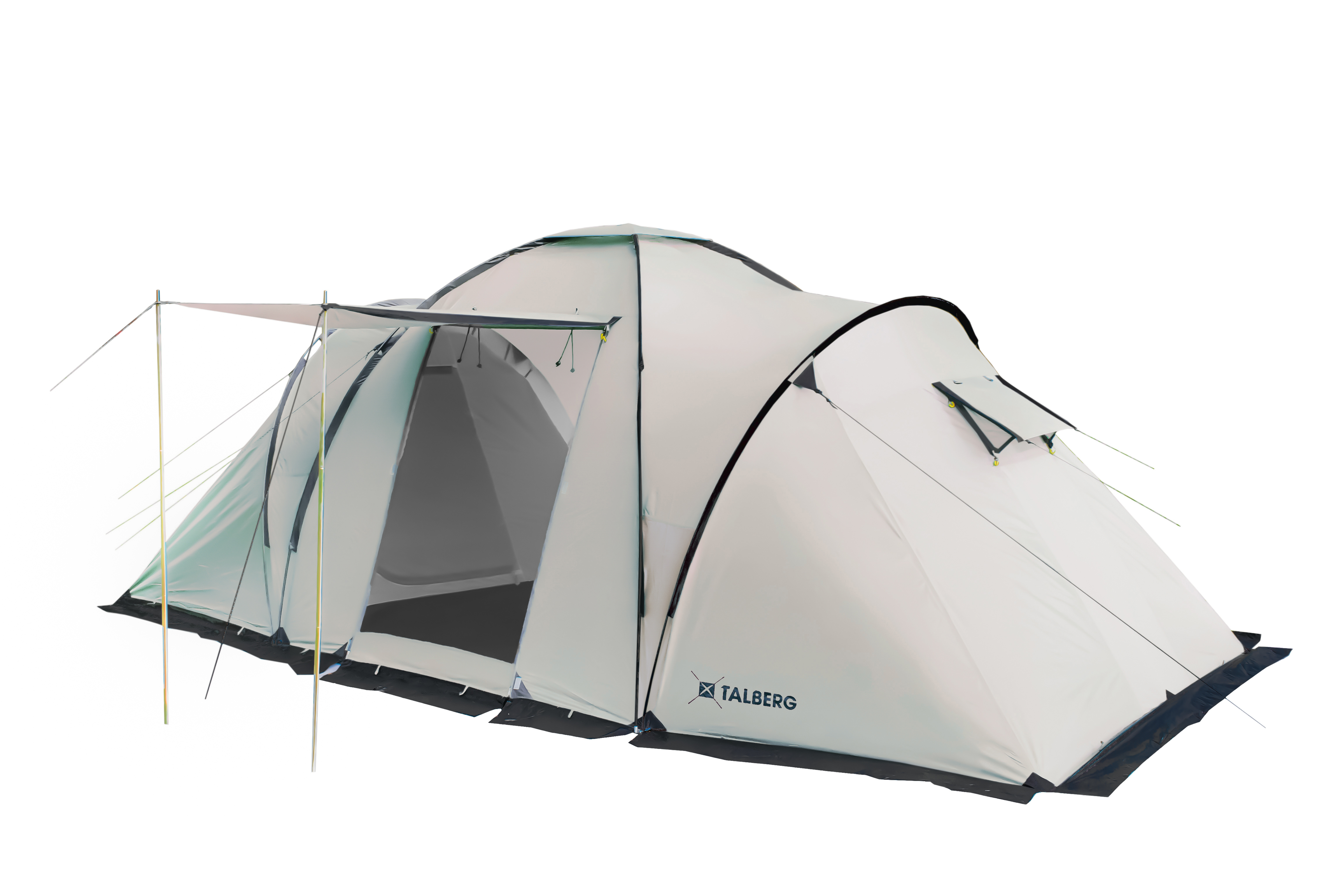 BASE 6 SAHARA палатка Talberg (серый)
