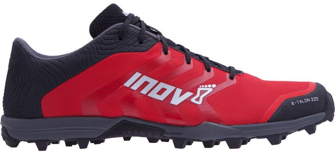 мужские кроссовки inov-8, красные